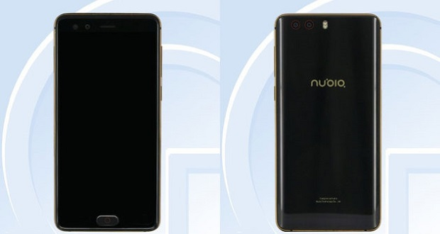 گوشی جدید نوبیا با نمایشگر تمام صفحه در تنا رویت شد