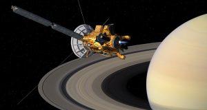 مجموعه عکسهای کاسینی: آخرین لحظات با ماموریت موفقیتآمیز فضاپیمای ناسا