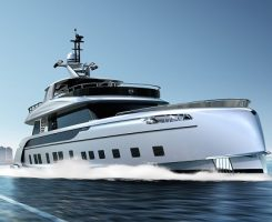 کشتی تفریحی پورشه با قیمت 16 میلیون دلار رسما راه اندازی شد