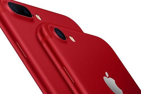 نسخه قرمز رنگ آیفون ۷ و آیفون ۷ پلاس تولید نخواهد شد
