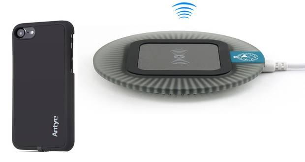 ایکیا مچ اپل را گرفت، تکنولوژی نسل جدید اپل همان شارژر وایرلس مبلمان ایکیاست!