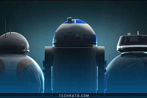 معرفی و بررسی ربات اسفیرو R2D2 محصولی از شرکت آمریکایی Sphero