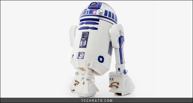 ربات اسفیرو R2D2