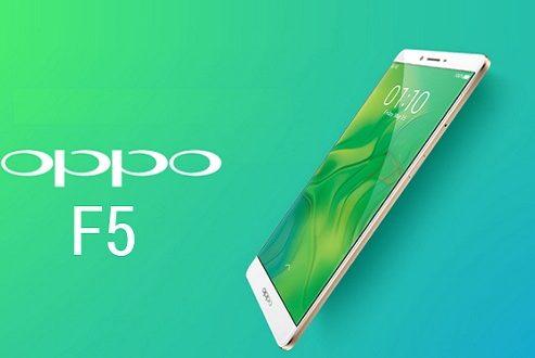 گوشی هوشمند اوپو اف ۵ در سه مدل استاندارد، یوث و ۶ گیگابایتی وارد بازار میشود!