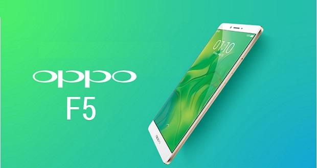 گوشی هوشمند اوپو اف 5 در سه مدل استاندارد، یوث و 6 گیگابایتی وارد بازار میشود!