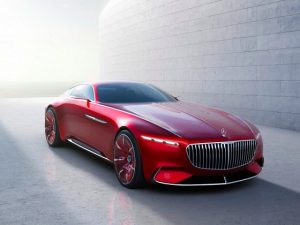 ویژن مرسدس – میباخ 6 کانسپت (Vision Mercedes-Maybach 6 concept)