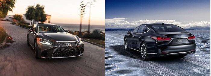 لکسوس ال اس (Lexus LS)