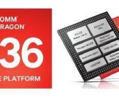 کوالکام از تراشه اسنپدراگون ۶۳۶ با واحد پردازش گرافیکی آدرینو ۵۰۹ رونمایی کرد