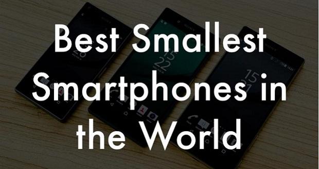 بهترین گوشی های کوچک جهان ؛ بزرگ بودن همیشه نشانه برتری نیست!