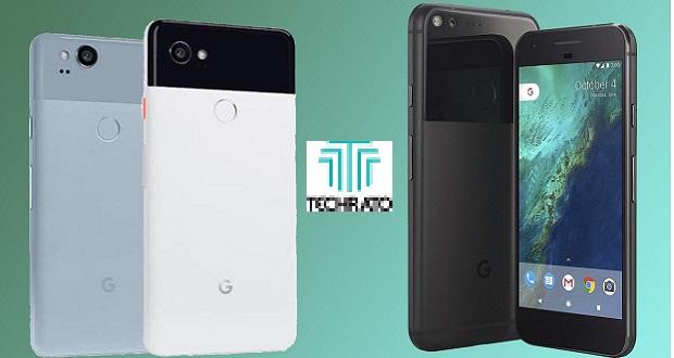 مقایسه مشخصات گوشیهای پیکسل، پیکسل ایکس ال، پیکسل 2 و پیکسل 2 ایکس ال گوگل!