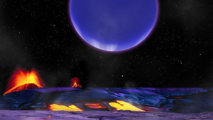 شماره ۹: Kepler-36c/b، فاقد قمر!
