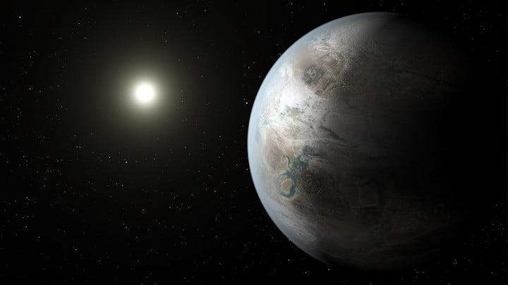 شماره ۳: Kepler-452b، عموزادهی بزرگ سیاره زمین