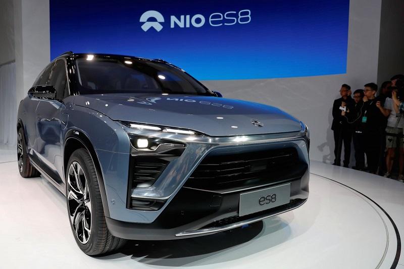 11. شرکت استارتاپ چینی Nio قصد دارد اس یو وی الکتریکی خود را تا سال 2020 در چین راه اندازی کند. این خودرو با نام Nio ES8 معرفی شده است.