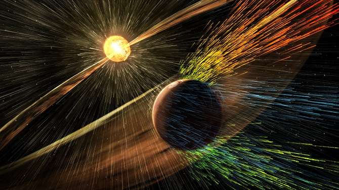 در حالی که در سیستم EM Drive بدون خروج هر نوع ماده از موتور یا استفاده از سوخت، نیروی محرکه تنها در یک جهت تولید میشود و بر اساس محاسبات، نیرویی که از این طریق تولید میشود به قدری است که میتواند انسان را تنها در طول 70 روز به مریخ برساند