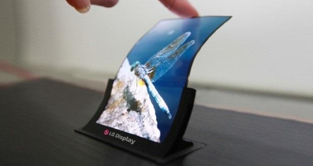 اپل برای ساختن یک آیفون تاشو با شرکت کرهای ال جی دیسپلی همکاری میکند!