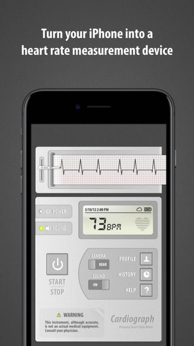 4. Cardiograph Classic