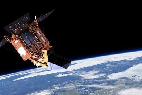 پرتاب ماهواره آلاینده سنج کل کره زمین به فضا