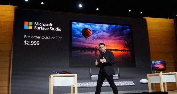 مایکروساف شایعات توقف تولید محصولات سرفیس را تکذیب کرد