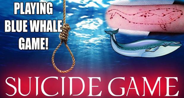 نهنگ آبی دو دختر ایرانی را به کام مرگ کشاند!