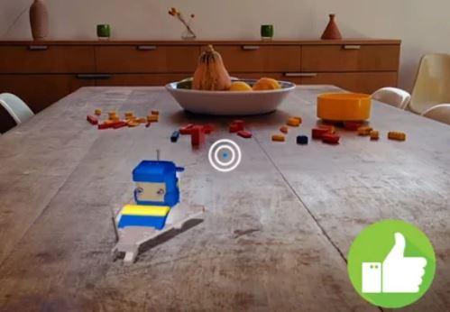 واقعیت افزوده (AR) هنوز در مراحل ابتدایی است، اما شما با گوگل پیکسل 2 بر لبه این تکنولوژی حرکت خواهید کرد