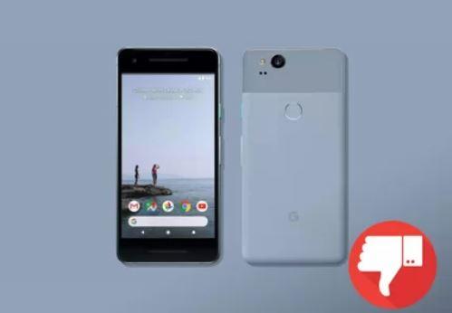 چرا نباید گوشی گوگل پیکسل 2 خرید