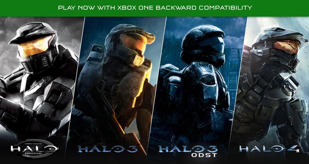 نسخههای قدیمی بازی Halo به اکسباکس وان میآیند
