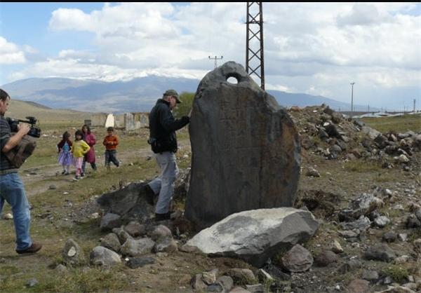 سنگ های لنگر در کشف کشتی نوح