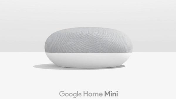 اسپیکر هوشمند گوگل هوم مینی