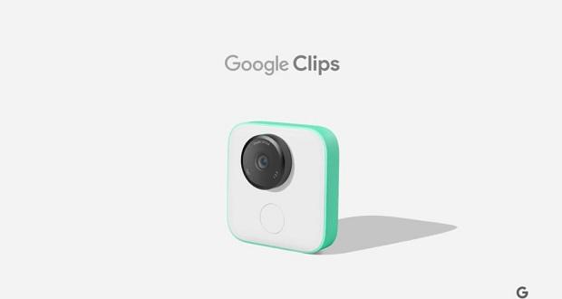 دوربین گوگل کلیپس با استفاده از هوش مصنوعی لحظه های مهم زندگی را ثبت می کند