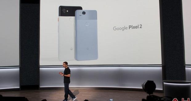 گوگل پیکسل 2 به سریع ترین سنسور اثرانگشت جهان مجهز شده است