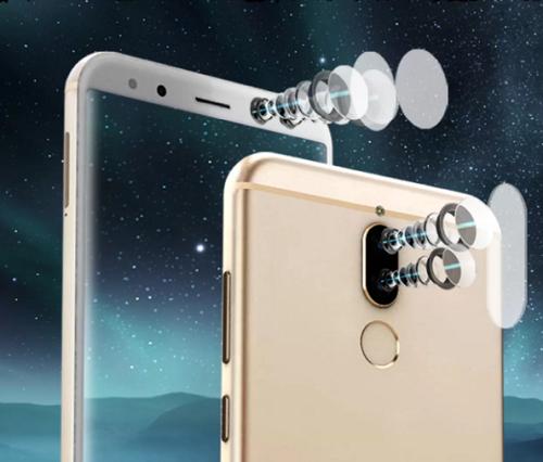 هواوی آنر 9 آی یک فبلت فلزی است و ویژگی جذابی دارد! چهار سنسور دوربین در این گوشی دیده میشود