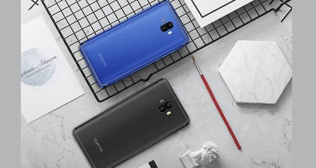 اوکیتل کا 8000 ؛ یک گوشی دیگر از این برند با باتری بزرگ