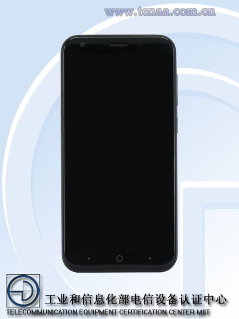 گوشی جدید دیگر زد تی ای در تنا با شماره سریال ZTE A0622 خودنمایی کرد.