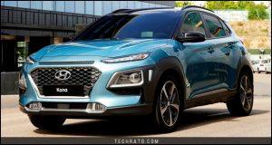 بهترین خودروهای شاسی بلند سال 2018 میلادی : هیوندای کونا