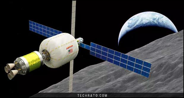 ارسال زیستگاه فضایی به مدار ماه توسط کمپانی Bigelow