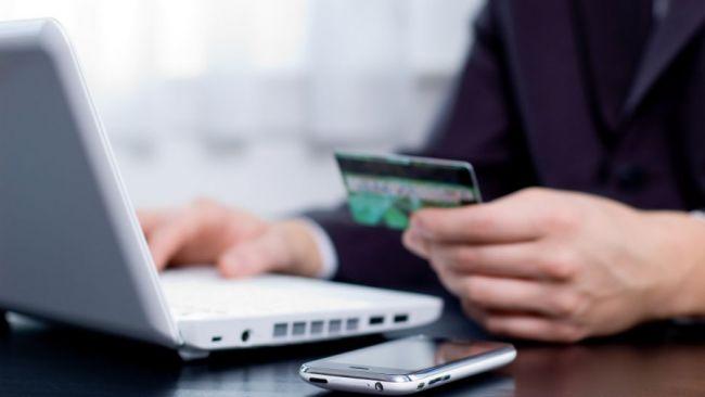 2. خرید آنلاین از راه دور
