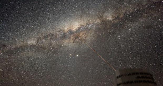 کشف نقاطی جدید در آنسوی کهکشان راه شیری