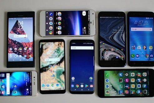 بیشترین نسبت صفحه نمایش به بدنه متعلق به کدام گوشیها است؟