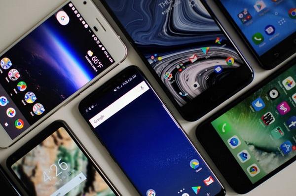 بیشترین نسبت صفحه نمایش به بدنه