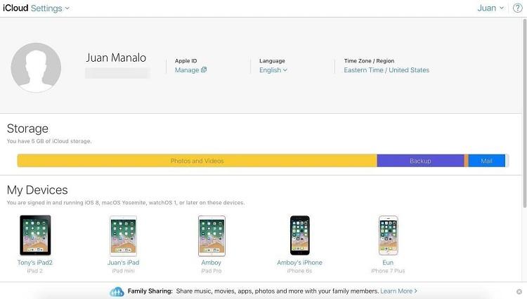 داخل صفحه Manage your Apple ID، روی گزینه Edit کلیک کنید؛ این گزینه در سمت راست، در زیرمجموعه تب Security قرار دارد. رمز عبور، احراز هویت دو مرحله ای و شماره تلفن های معتبر نیز در این قسمت قرار دارند.