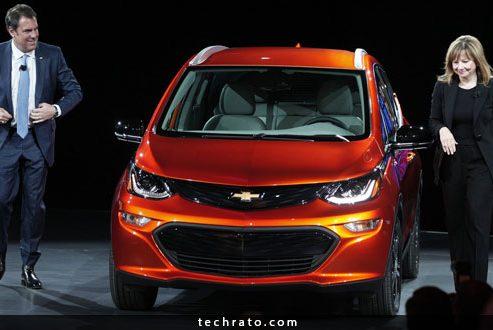 تعداد خودروهای الکتریکی جنرال موتورز تا سال ۲۰۲۳ به ۲۰ مدل می رسد