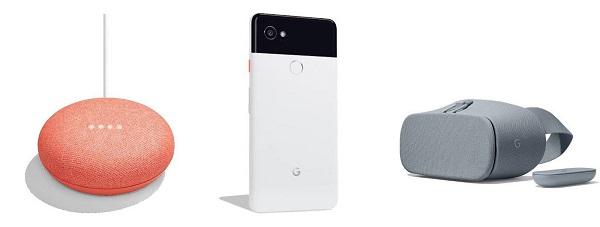 همچنان گوشیهای گوگل در کانون توجه قرار دارند، اما رویداد رونمایی گوگل علاوه بر این دو اسمارت فون، محصولات دیگری را نیز دربر خواهد گرفت. ببینیم از رویداد گوگل چه انتظاری میرود.