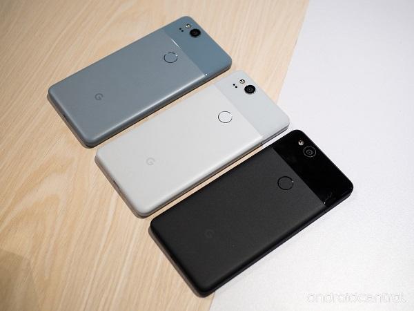 گوگل پیکسل 2
