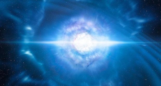 امواج گرانشی حاصل از برخورد دو ستاره نوترونی برای اولین بار ثبت شدند