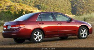 تاریخچه هوندا آکورد (Honda Accord)