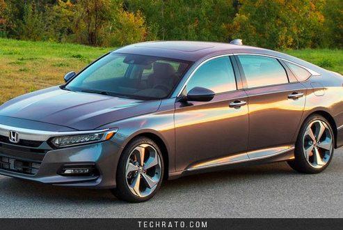 دانلود والپیپر هوندا آکورد ۲۰۱۸ (Honda Accord) نسل دهم با کیفیت HD