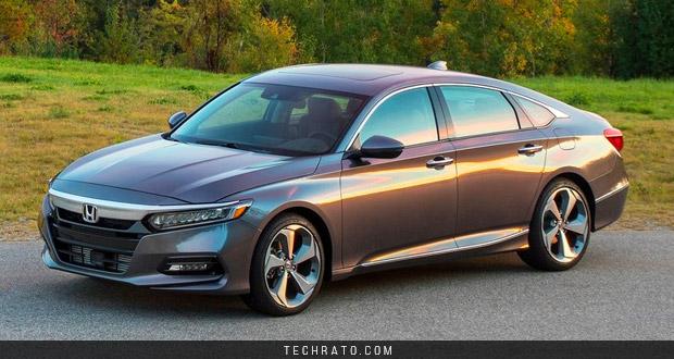 دانلود والپیپر هوندا آکورد 2018 (Honda Accord) نسل دهم با کیفیت HD