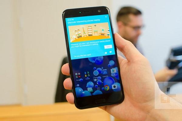 اچ تی سی یو 11 (HTC U11)