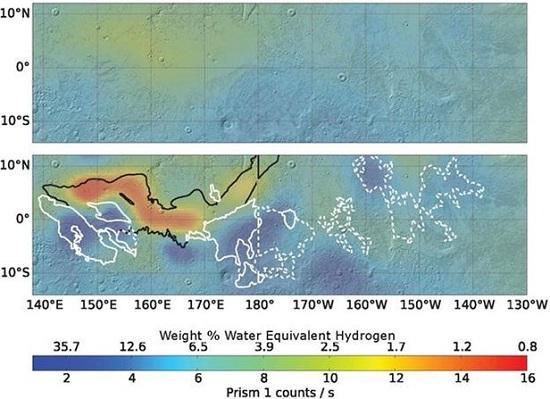 تایید وجود آب یخ در مریخ می تواند، می تواند عامل تعیین کنندهای برای انتخاب اولین مستعمره زمینی ها در فضا باشد.