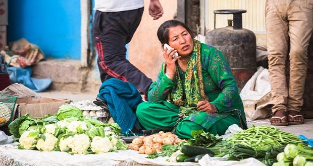 هند به دومین بازار بزرگ موبایل جهان تبدیل شد